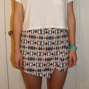 About A Girl Shorts - Pattern Skort